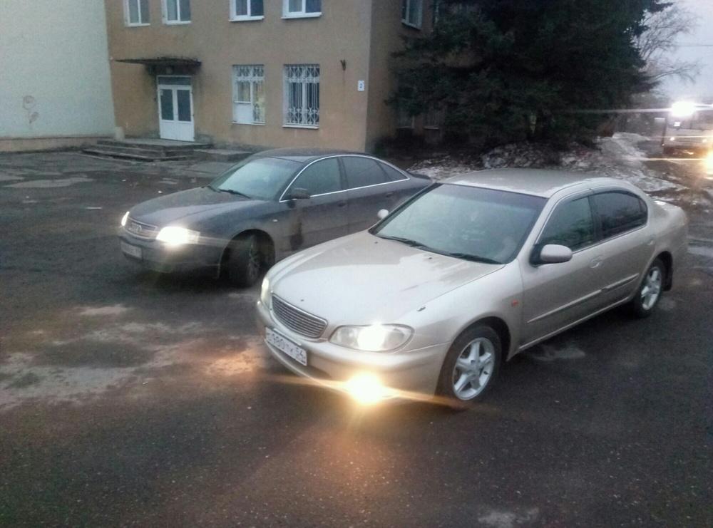 Подержанный Nissan Cefiro, отличное состояние, сафари , 1999 года выпуска, цена 170 000 руб. в Твери