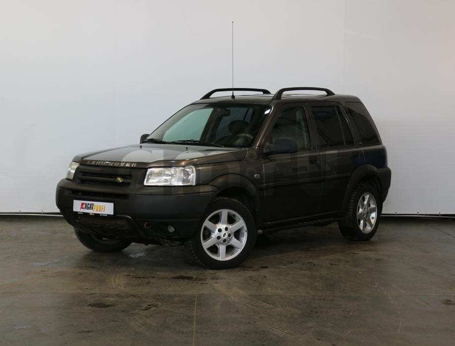 Land Rover Freelander с пробегом, серый , отличное состояние, 2003 года выпуска, цена 320 000 руб. в автосалоне  ()