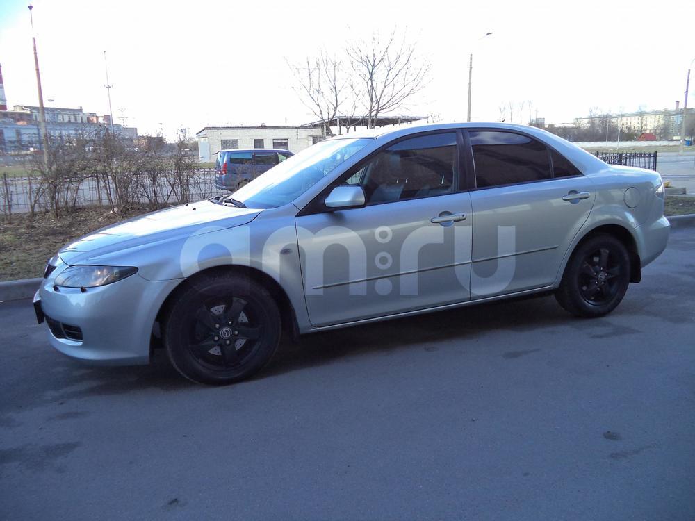 Mazda 6 с пробегом, серебряный , отличное состояние, 2007 года выпуска, цена 339 000 руб. в автосалоне Инфо Кар Плюс (Санкт-Петербург, дорога на Турухтанные острова, д. 10)