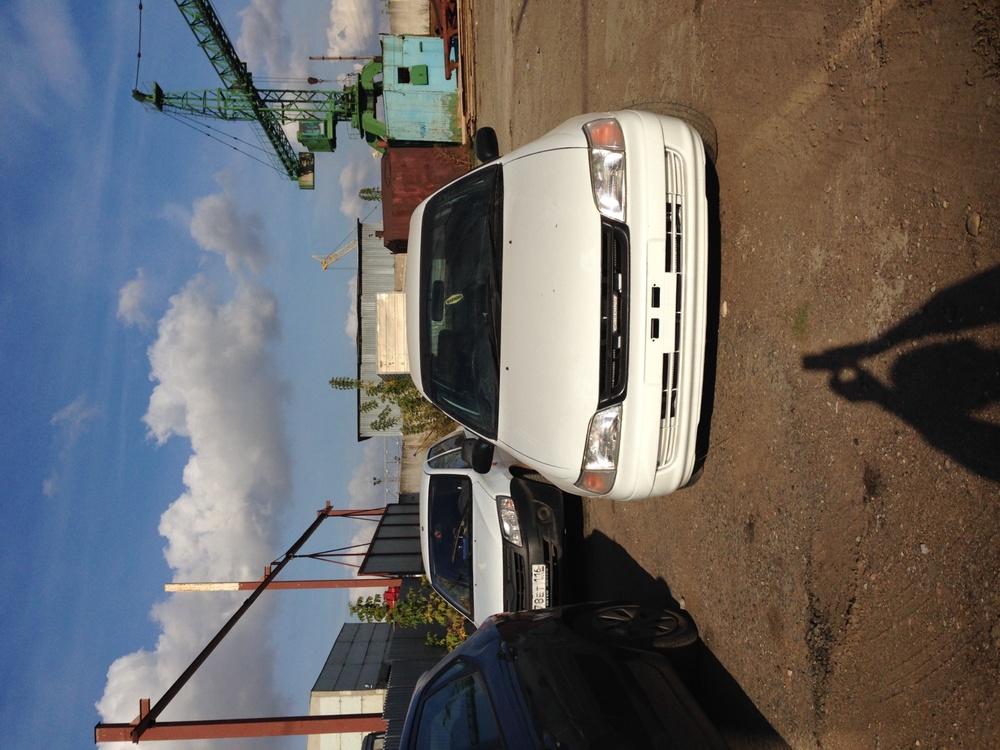 Подержанный Toyota Caldina, среднее состояние, белый , 1996 года выпуска, цена 130 000 руб. в республике Татарстане