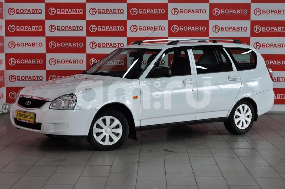 ВАЗ (Lada) Priora с пробегом, белый , отличное состояние, 2013 года выпуска, цена 330 000 руб. в автосалоне  ()
