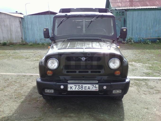 Подержанный УАЗ 3151, отличное состояние, зеленый , 1989 года выпуска, цена 110 000 руб. в Челябинской области