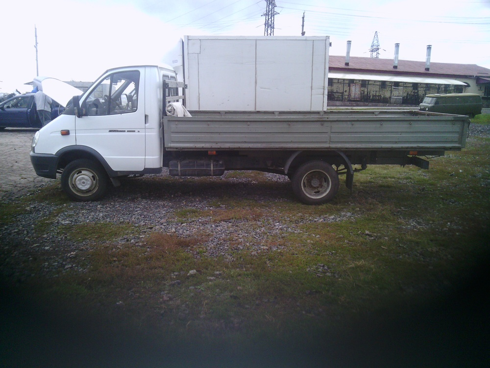 Подержанный ГАЗ Газель, отличное состояние, белый , 2013 года выпуска, цена 530 000 руб. в Челябинской области