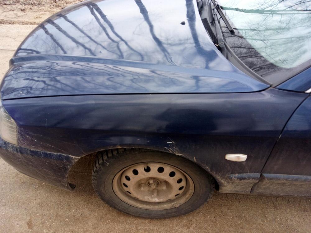Подержанный Kia Magentis, среднее состояние, синий металлик, 2005 года выпуска, цена 180 000 руб. в Костромской области