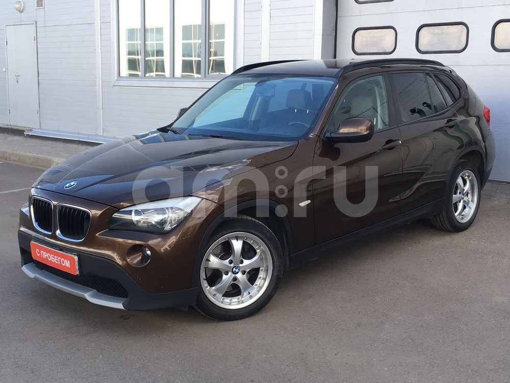 BMW X1 с пробегом, коричневый металлик, хорошее состояние, 2011 года выпуска, цена 715 000 руб. в автосалоне МАРКА Казань (Казань, ул. Маршала Чуйкова, д. 54Б)