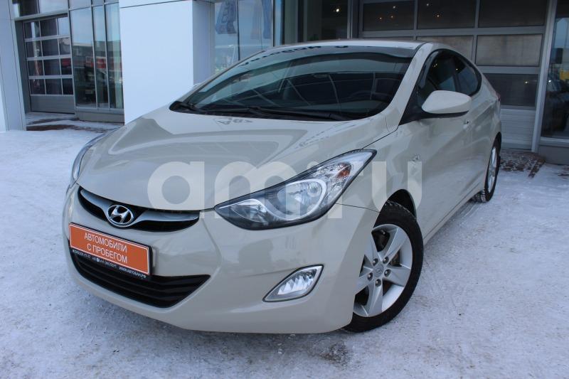 Hyundai Elantra с пробегом, серый , отличное состояние, 2011 года выпуска, цена 560 000 руб. в автосалоне  ()
