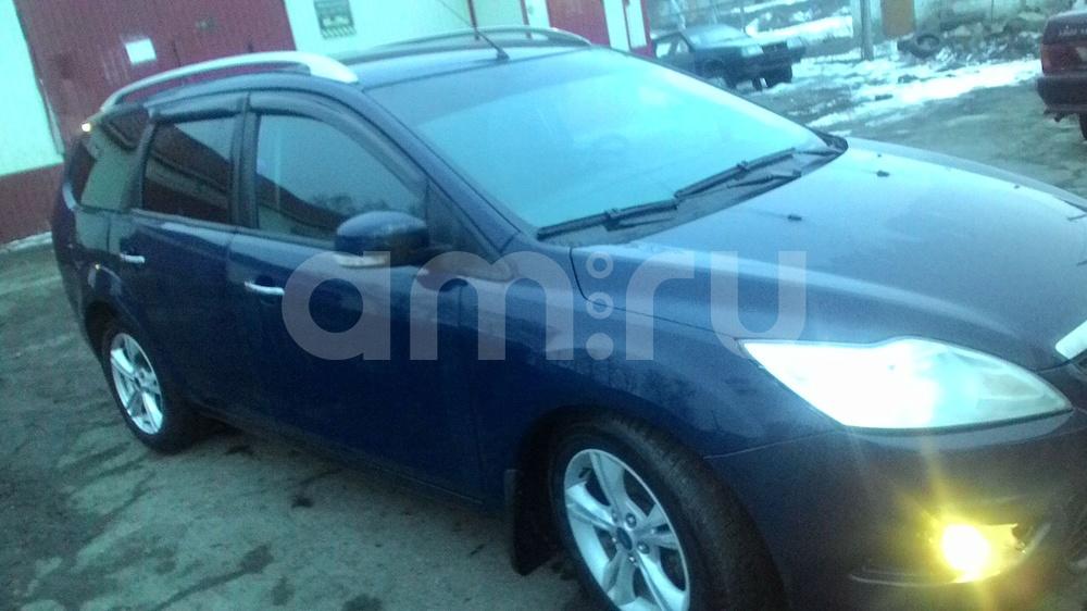 Подержанный Ford Focus, хорошее состояние, синий , 2011 года выпуска, цена 330 000 руб. в Ульяновске