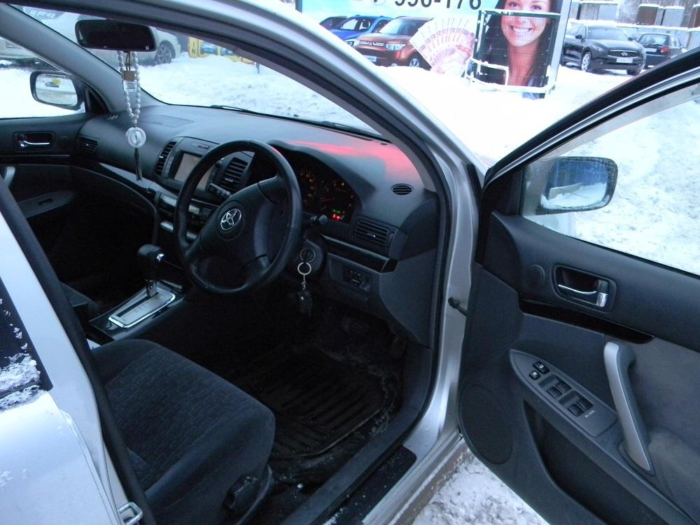 Toyota Allion с пробегом, серый , хорошее состояние, 2002 года выпуска, цена 390 000 руб. в автосалоне  ()