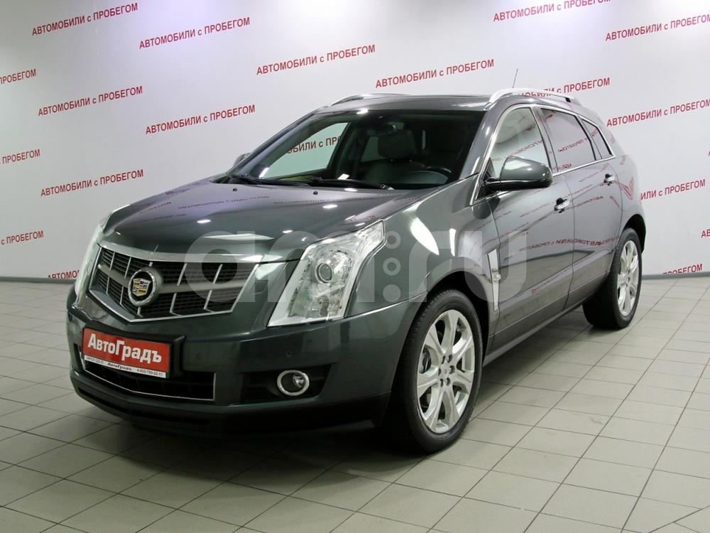 Cadillac SRX с пробегом, серый , отличное состояние, 2011 года выпуска, цена 839 000 руб. в автосалоне  ()