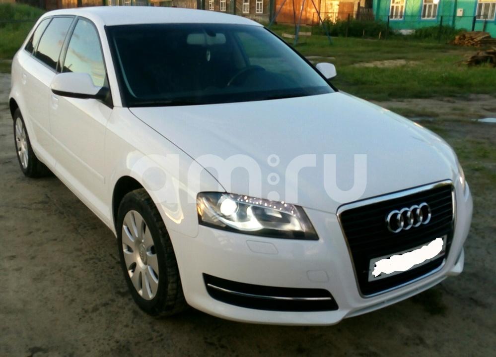 Подержанный Audi A3, отличное состояние, белый , 2011 года выпуска, цена 521 000 руб. в Самаре