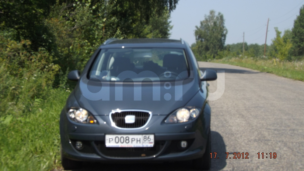 Подержанный SEAT Altea, отличное состояние, серый , 2009 года выпуска, цена 650 000 руб. в ао. Ханты-Мансийском Автономном округе - Югре