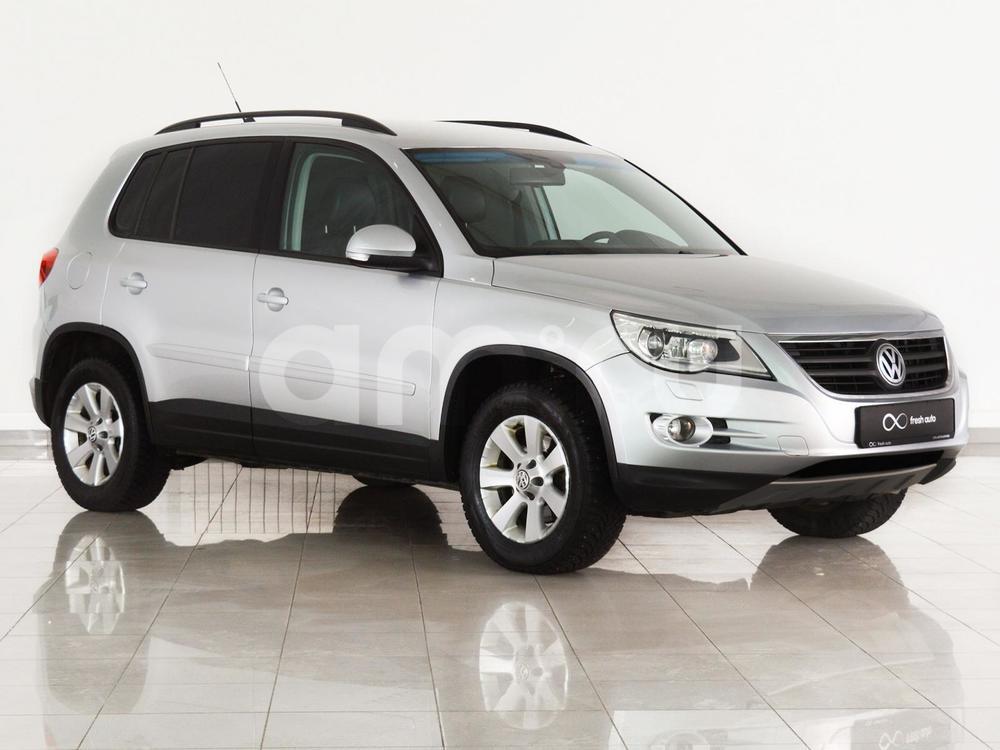Volkswagen Tiguan с пробегом, серебряный , отличное состояние, 2008 года выпуска, цена 677 000 руб. в автосалоне FRESH Нижний Новгород (Нижний Новгород, ул. Коминтерна, д. 31Ж)