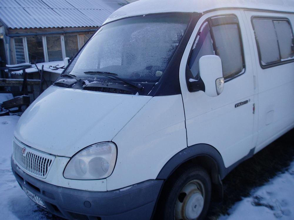 Подержанный ГАЗ Газель, отличное состояние, белый , 2007 года выпуска, цена 310 000 руб. в Челябинской области