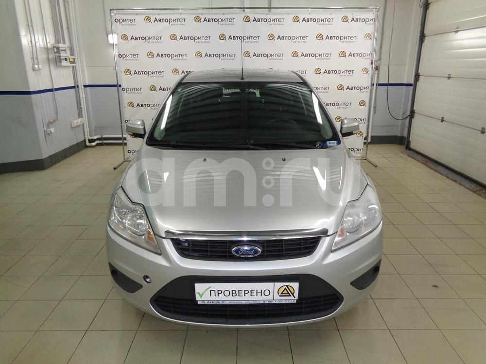 Ford Focus с пробегом, серебряный , отличное состояние, 2011 года выпуска, цена 369 000 руб. в автосалоне  ()