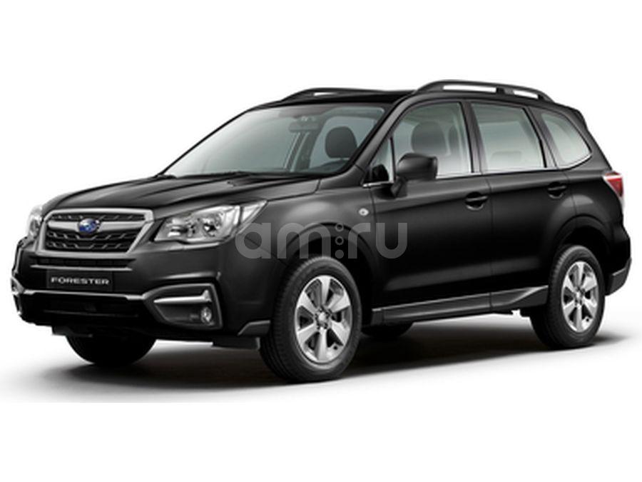 Новый авто Subaru Forester, черный , 2016 года выпуска, цена 1 799 900 руб. в автосалоне  ()