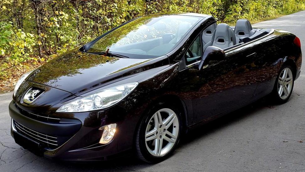 Подержанный Peugeot 308, отличное состояние, коричневый перламутр, 2010 года выпуска, цена 820 000 руб. в Челябинской области