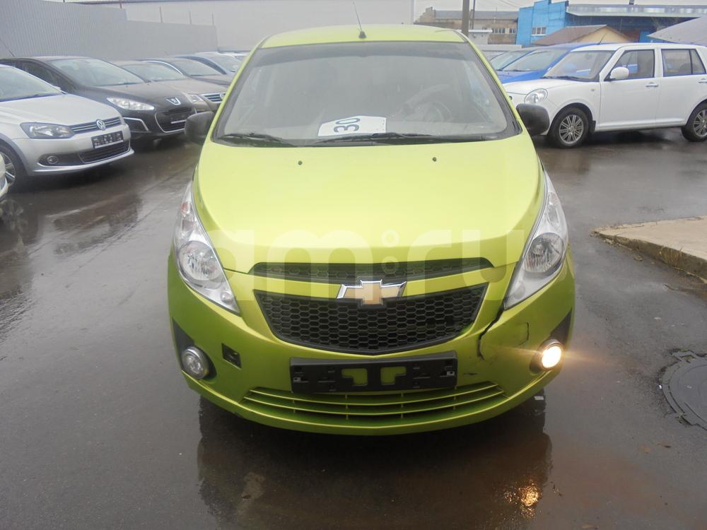 Chevrolet Spark с пробегом, золотой металлик, отличное состояние, 2014 года выпуска, цена 370 000 руб. в автосалоне  ()