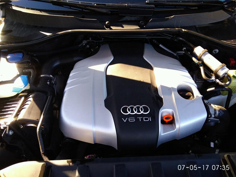 Подержанный Audi Q7, отличное состояние, белый , 2013 года выпуска, цена 2 255 000 руб. в Твери