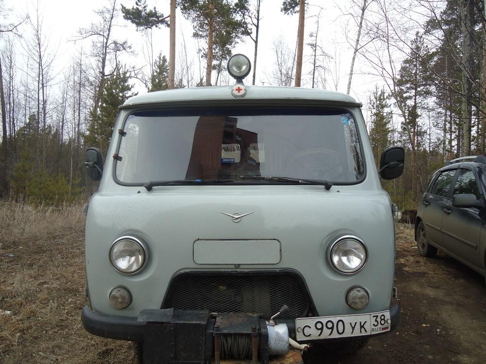 Подержанный УАЗ 39625, отличное состояние, серый , 2001 года выпуска, цена 290 000 руб. в Иркутской области