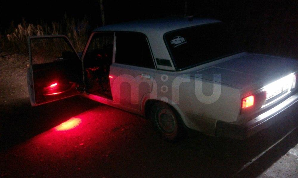 Подержанный ВАЗ (Lada) 2107, среднее состояние, белый , 2008 года выпуска, цена 25 000 руб. в Челябинской области