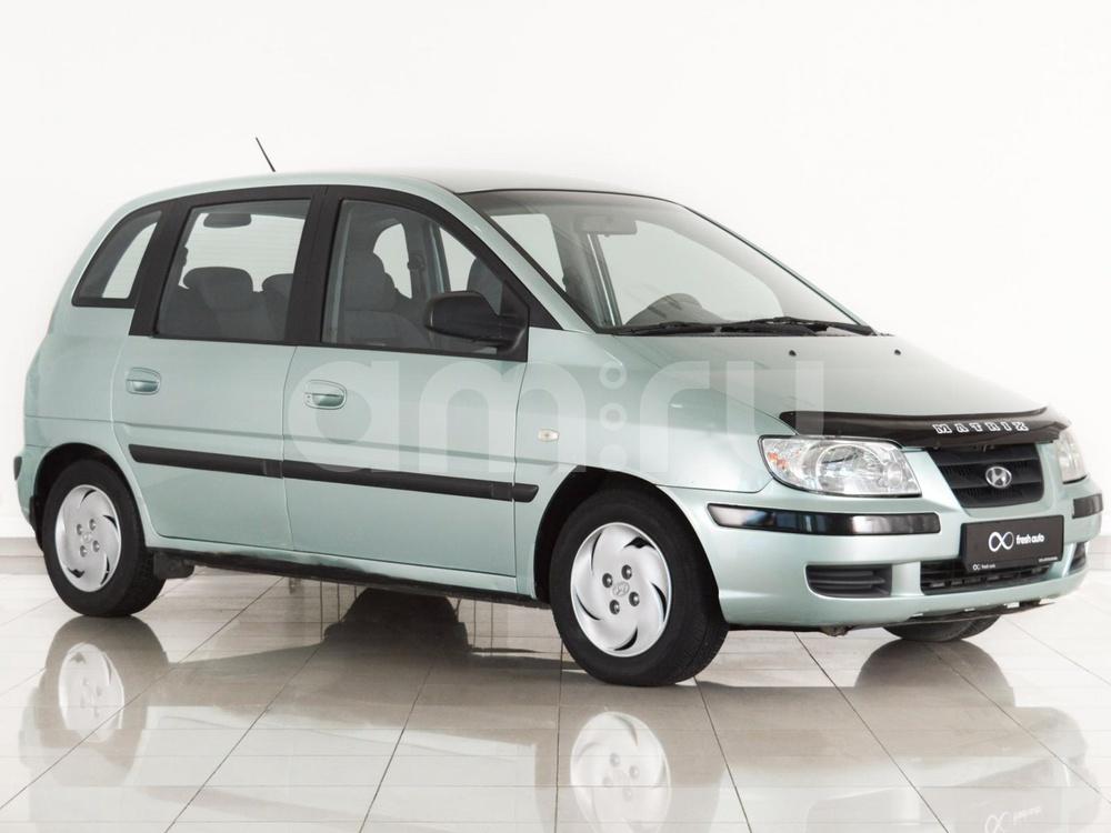 Hyundai Matrix с пробегом, зеленый , отличное состояние, 2004 года выпуска, цена 235 000 руб. в автосалоне FRESH Нижний Новгород (Нижний Новгород, ул. Коминтерна, д. 31Ж)