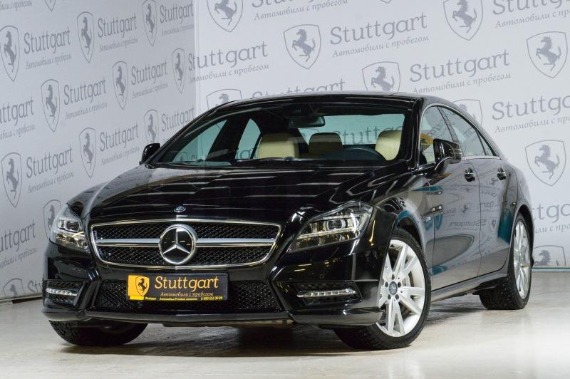 Mercedes-Benz CLS-Класс с пробегом, черный , отличное состояние, 2012 года выпуска, цена 2 450 000 руб. в автосалоне  ()