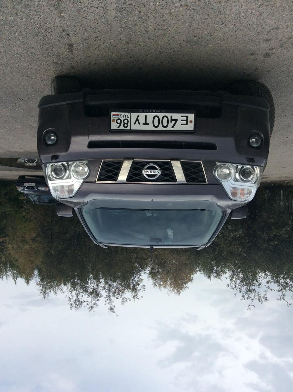 Подержанный Nissan X-Trail, отличное состояние, серый перламутр, 2010 года выпуска, цена 1 100 000 руб. в ао. Ханты-Мансийском Автономном округе - Югре