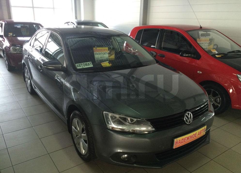 Volkswagen Jetta с пробегом, серый , отличное состояние, 2011 года выпуска, цена 570 000 руб. в автосалоне Березовский привоз (Екатеринбург, тракт Березовский, д. 4Б)