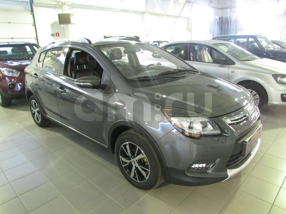 Lifan X50 с пробегом, серый , отличное состояние, 2015 года выпуска, цена 493 000 руб. в автосалоне  ()