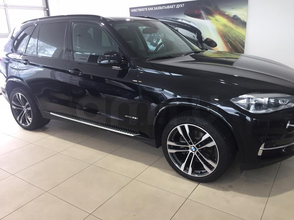 BMW X5 с пробегом, черный , отличное состояние, 2014 года выпуска, цена 2 825 000 руб. в автосалоне  ()