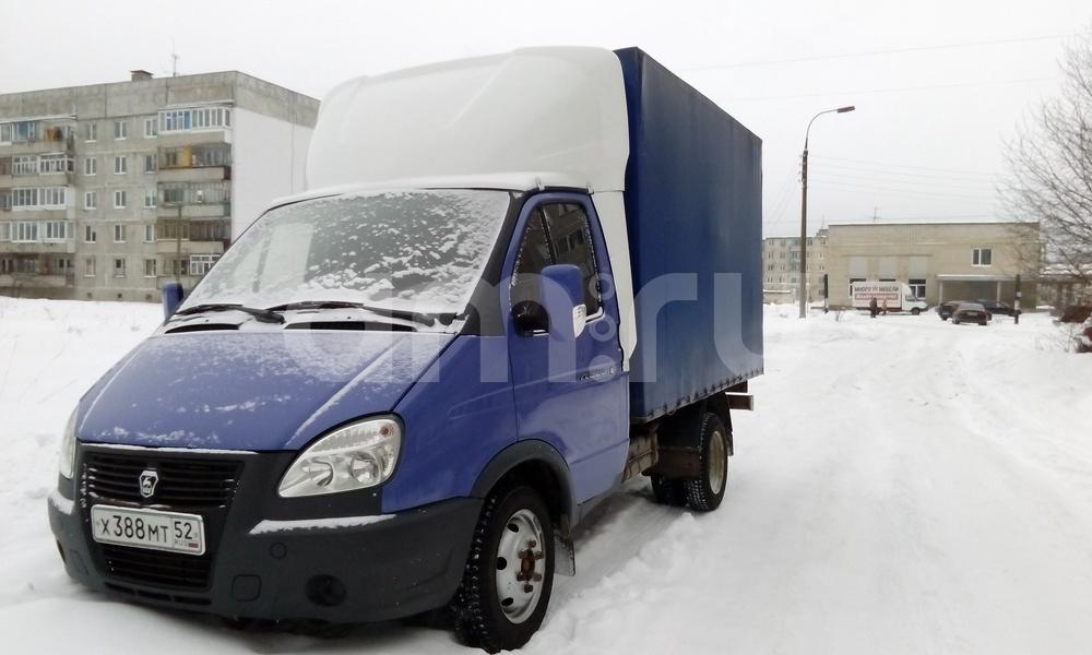 Подержанный ГАЗ Газель, хорошее состояние, фиолетовый , 2008 года выпуска, цена 360 000 руб. в Нижнем Новгороде