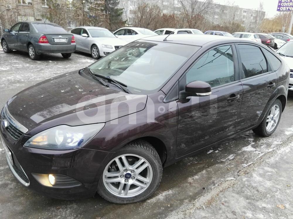 Подержанный Ford Focus, отличное состояние, фиолетовый , 2009 года выпуска, цена 355 000 руб. в республике Татарстане