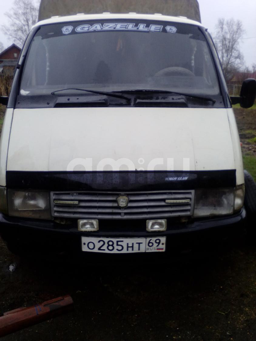 Подержанный ГАЗ Газель, хорошее состояние, сафари , 1998 года выпуска, цена 90 000 руб. в Тверской области