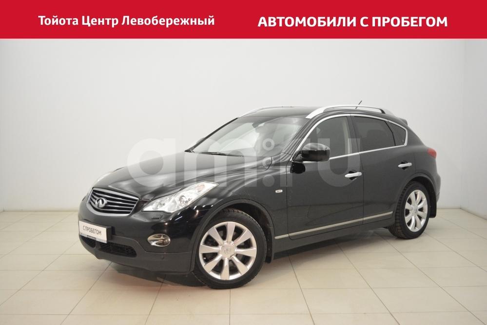 Infiniti EX-Series с пробегом, черный , отличное состояние, 2010 года выпуска, цена 929 000 руб. в автосалоне СП БИЗНЕС КАР (Москва, пр-кт Балаклавский, д. 26)