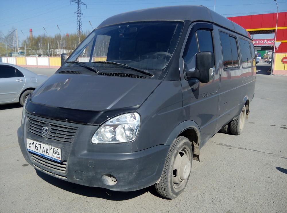 Подержанный ГАЗ Газель, отличное состояние, серый , 2013 года выпуска, цена 750 000 руб. в ао. Ханты-Мансийском Автономном округе - Югре