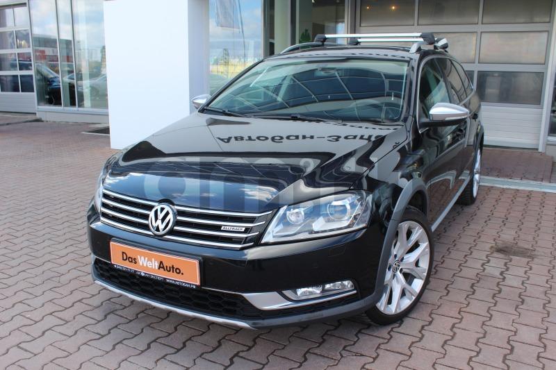 Volkswagen Passat с пробегом, черный , отличное состояние, 2013 года выпуска, цена 1 150 000 руб. в автосалоне  ()