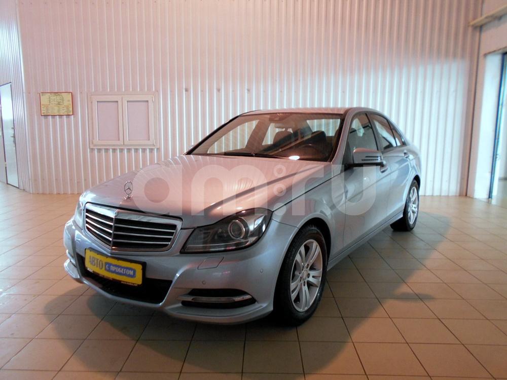 Mercedes-Benz C-Класс с пробегом, голубой , отличное состояние, 2012 года выпуска, цена 790 000 руб. в автосалоне  ()