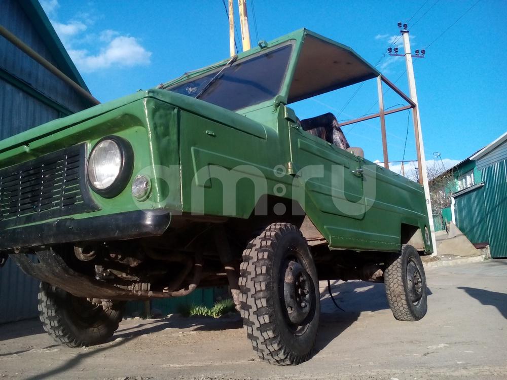 Подержанный ЛуАЗ 969, среднее состояние, зеленый , 1975 года выпуска, цена 30 000 руб. в Воронежской области