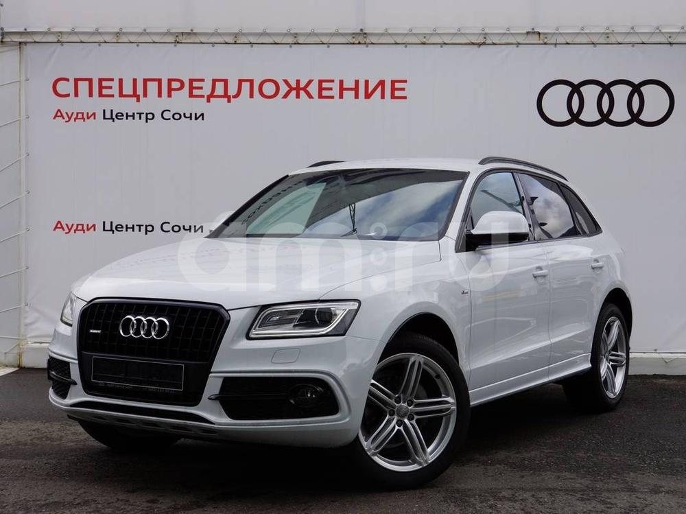 Новый авто Audi Q5, белый , 2016 года выпуска, цена 2 650 000 руб. в автосалоне  ()