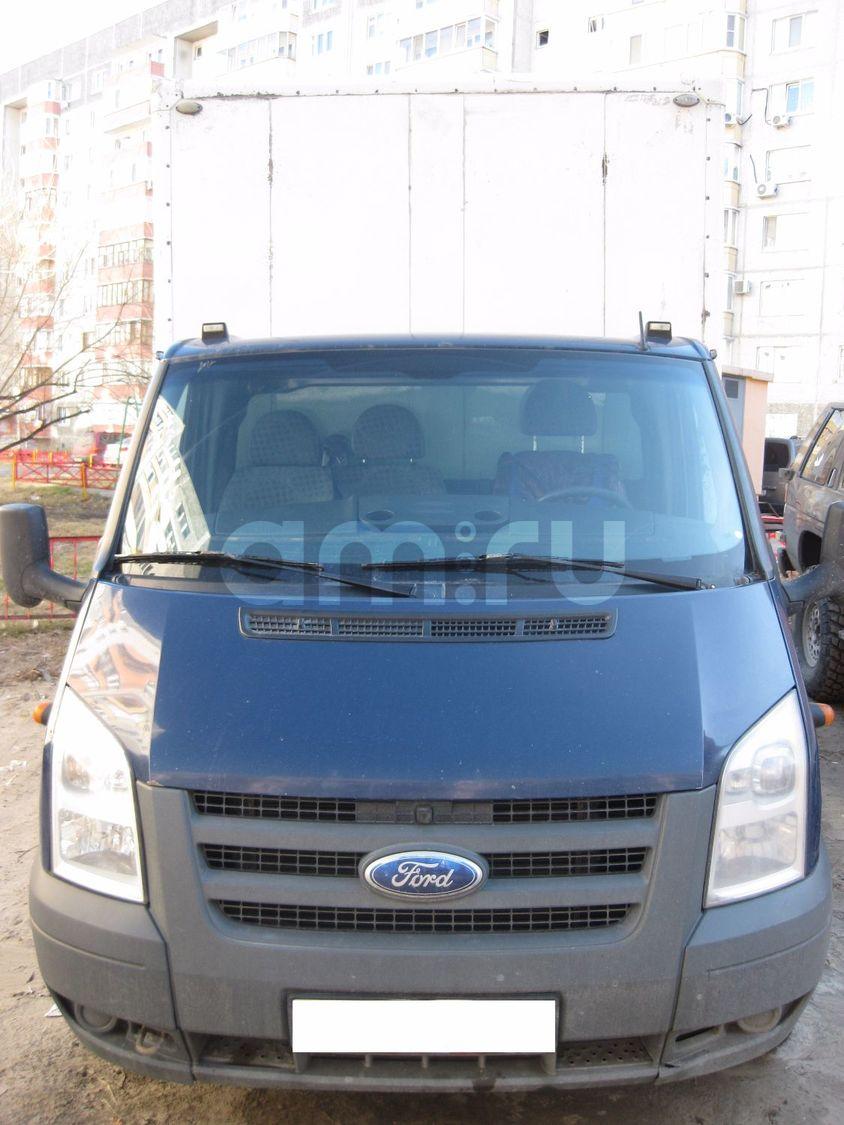 Подержанный Ford Transit, отличное состояние, синий , 2009 года выпуска, цена 585 000 руб. в Тюмени