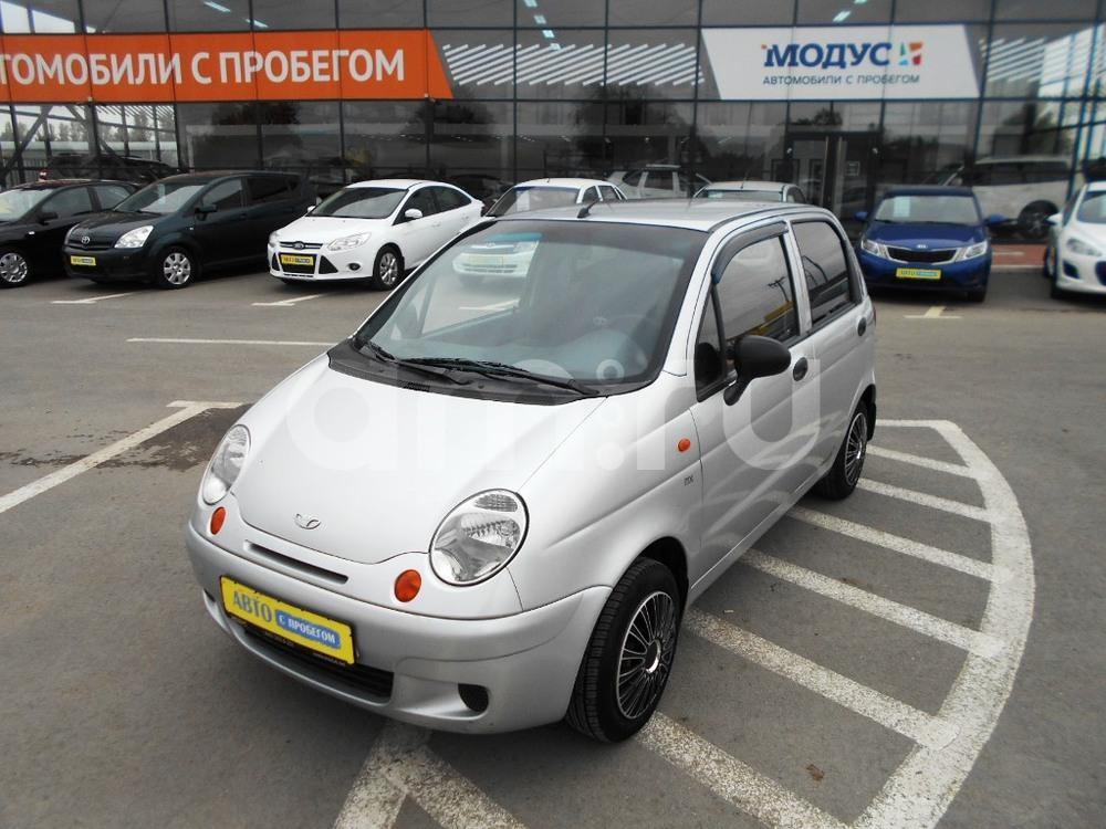 Daewoo Matiz с пробегом, серебряный , отличное состояние, 2011 года выпуска, цена 188 000 руб. в автосалоне  ()