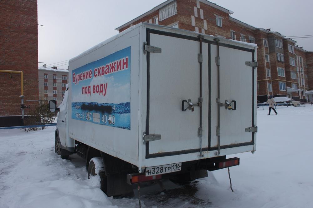 Подержанный ГАЗ Газель, хорошее состояние, белый матовый, 2007 года выпуска, цена 200 000 руб. в республике Татарстане