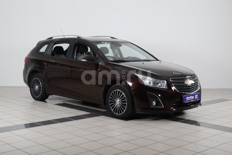 Chevrolet Cruze с пробегом, коричневый металлик, отличное состояние, 2014 года выпуска, цена 617 000 руб. в автосалоне АвтоГрад Нормандия (Иваново, ул. Полка Нормандия-Неман, д. 7, стр. 2)