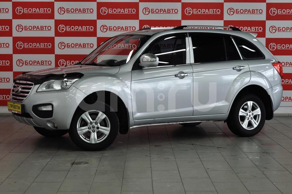 Lifan X60 с пробегом, серебряный , отличное состояние, 2013 года выпуска, цена 380 000 руб. в автосалоне БОРАВТО Эксперт Борисоглебск (Борисоглебск, ул. Матросовская, д. 127)