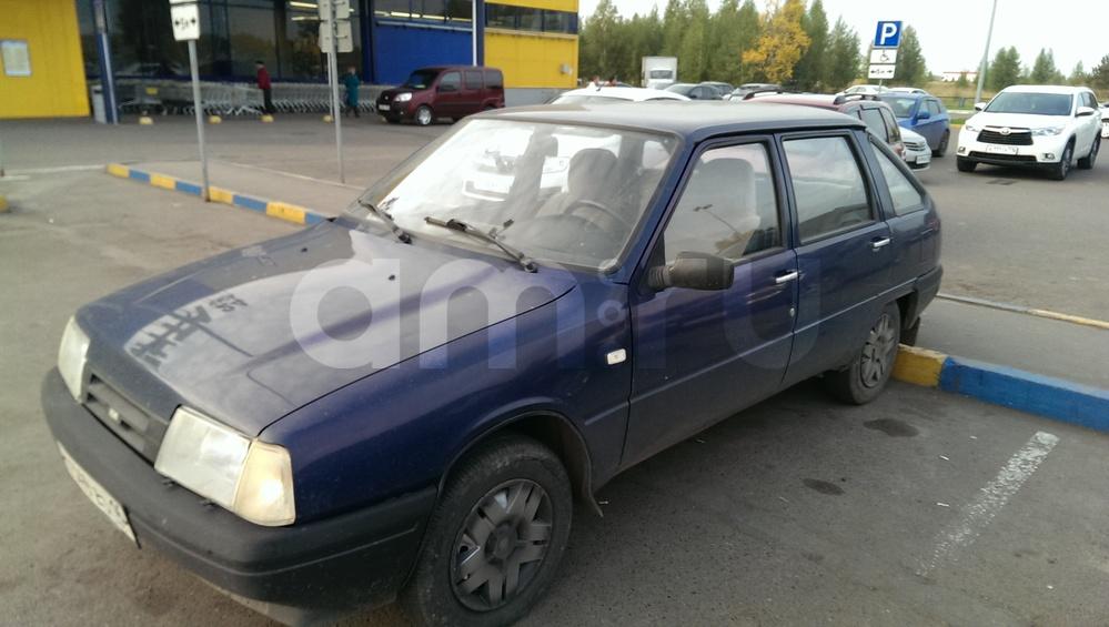 Подержанный ИЖ 2126, хорошее состояние, синий , 2004 года выпуска, цена 45 000 руб. в республике Татарстане