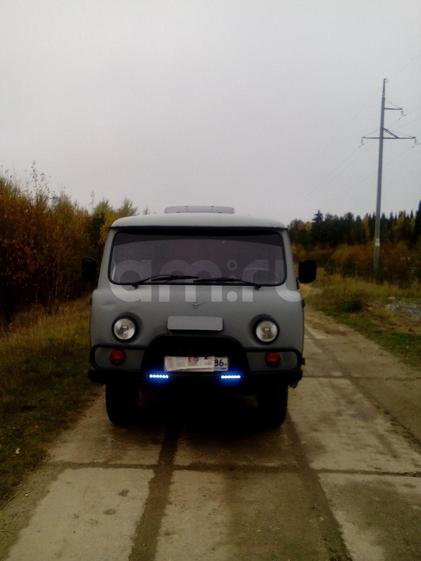 Подержанный УАЗ 3909, хорошее состояние, серый матовый, 2000 года выпуска, цена 180 000 руб. в ао. Ханты-Мансийском Автономном округе - Югре