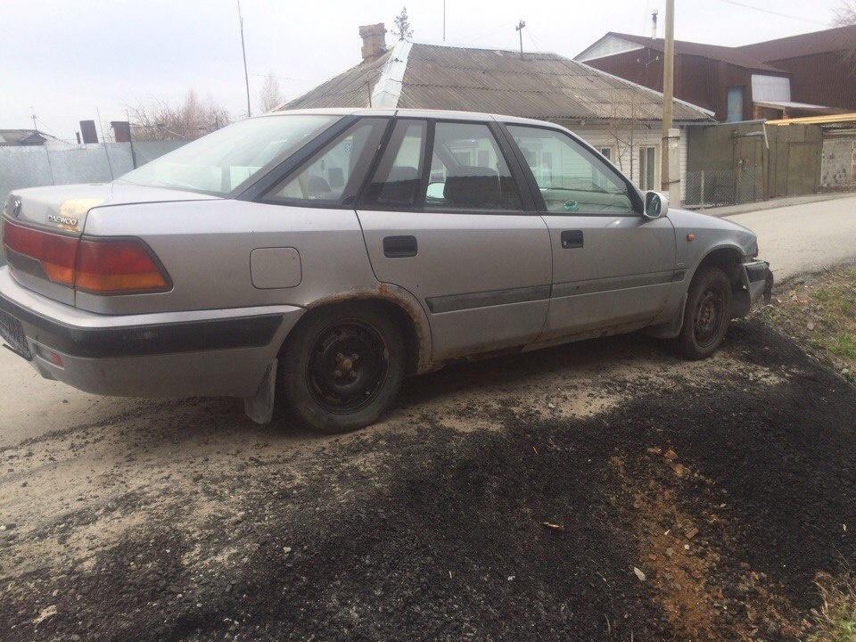 Подержанный Daewoo Espero, плохое состояние, серебряный , 1997 года выпуска, цена 20 000 руб. в Тюмени