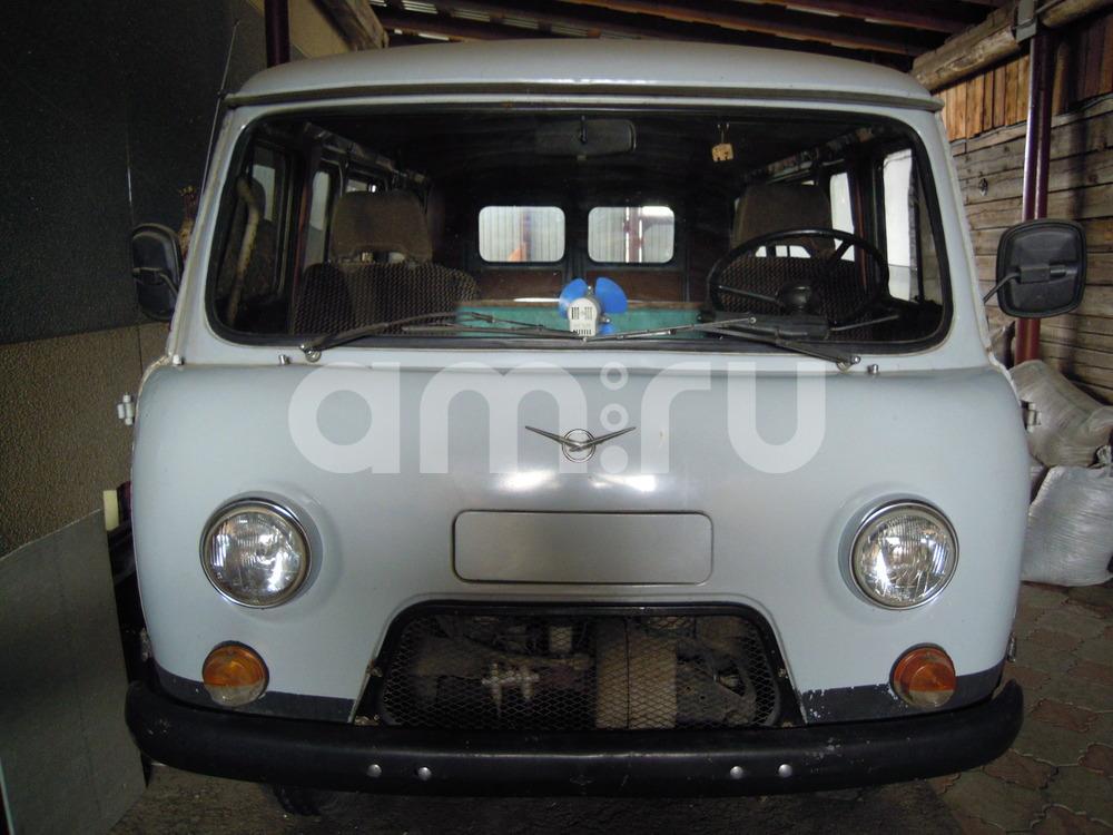 Подержанный УАЗ 2206, хорошее состояние, белый , 1996 года выпуска, цена 117 000 руб. в Томской области