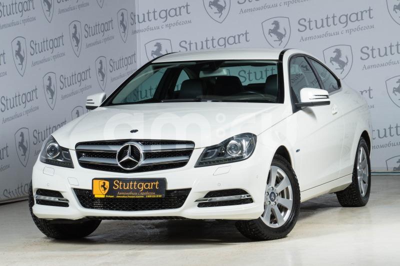 Mercedes-Benz C-Класс с пробегом, белый , отличное состояние, 2011 года выпуска, цена 1 050 000 руб. в автосалоне  ()
