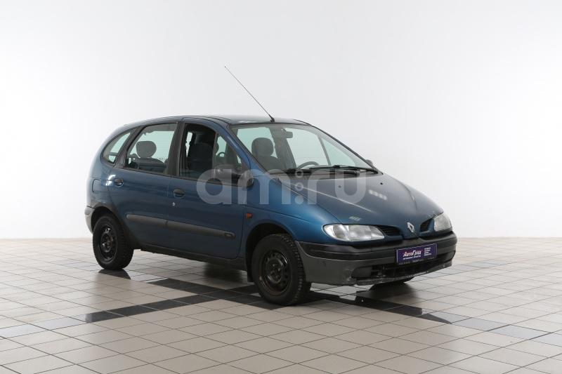 Renault Scenic с пробегом, синий , отличное состояние, 1998 года выпуска, цена 107 000 руб. в автосалоне АвтоГрад Нормандия (Иваново, ул. Полка Нормандия-Неман, д. 7, стр. 2)